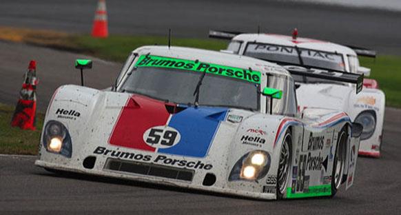 Daytona 24'de Bergmeister ilk sırada