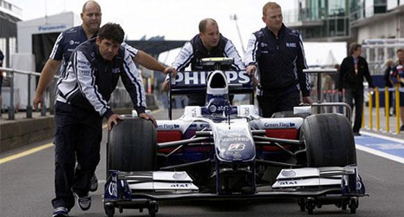 Williams 2011'de akülü KERS kullanacak