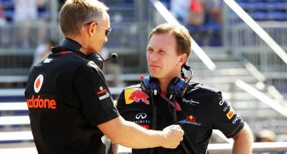Horner: 'Yarış planımız oldukça basit'
