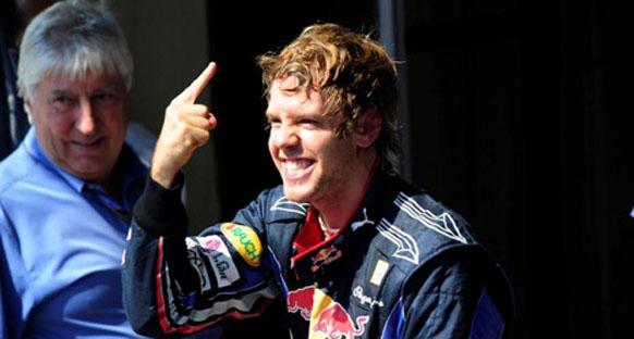 Vettel: 'Ferrari aracından dumanlar çıkarsa üzülmem'