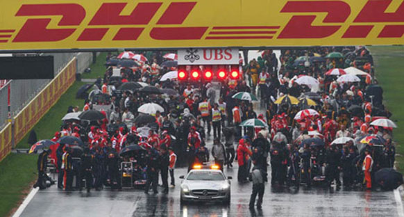 2010 Korea Grand Prix - İstatistikler