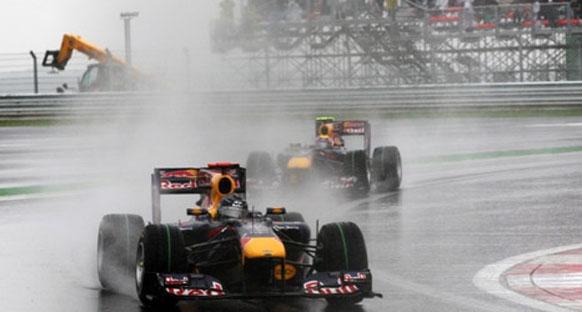 Vettel, Webber'i desteklemeyecek