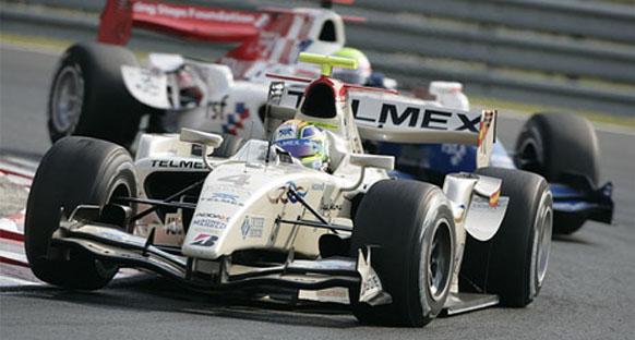 Sergio Perez Sauber'le ilk testine çıkıyor