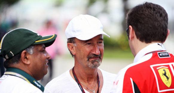 Jordan'dan Schumacher'e övgü