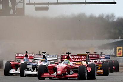 Superleague Formula'nın Çin macerası sona erdi