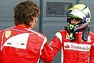 Massa, Ferrari'nin güçlü olacağından emin