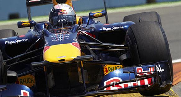 Red Bull: 'Esnek kanat testleri bizi yavaşlatmadı'