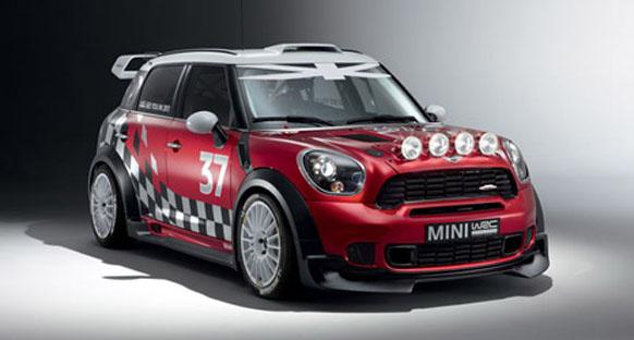 Mini de WRC aracını tanıttı, ilk pilotunu açıkladı