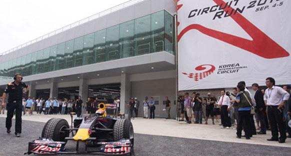 Takımlar Kore GP konusunda kaygılı