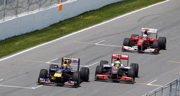 Red Bull: 'Artık en büyük tehdit Ferrari'