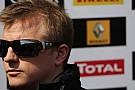 Renault: Raikkonen'in ilgisi pohpohlayıcı