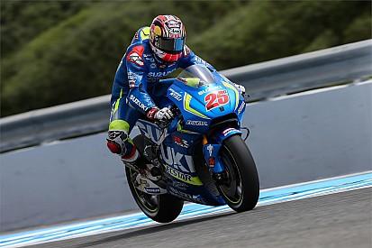 Suzuki-Teamchef Davide Brivio: Maverick Vinales kann mit uns eine Legende werden