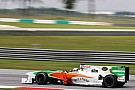 Force India: 'Yarış daha iyi geçecek'