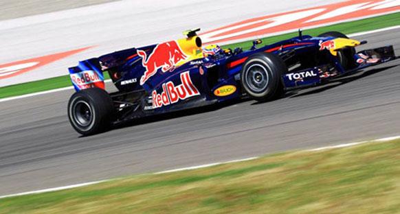 Webber durdurulamıyor - İstanbul Park'ta pole pozisyonu Webber'in