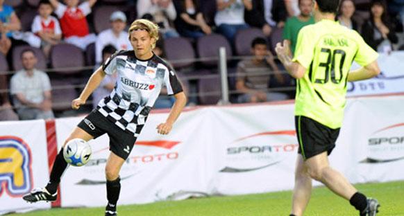 Formula Futbol Şöleni için kadrolar açıklandı
