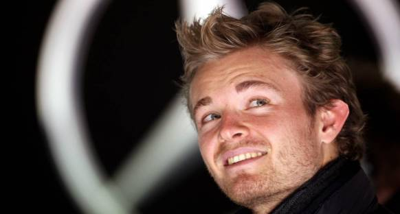 Rosberg'den Schumi'ye destek