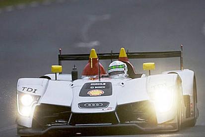 Audi Pilotları antrenmanlarda lider