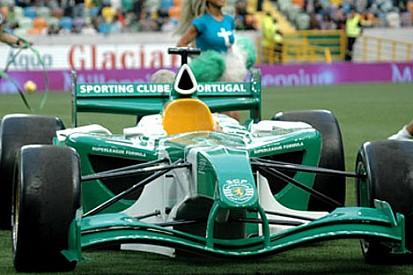 Sporting Superleague Formula'ya katıldı