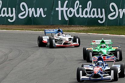 Liuzzi, ilk A1GP yarışında polde