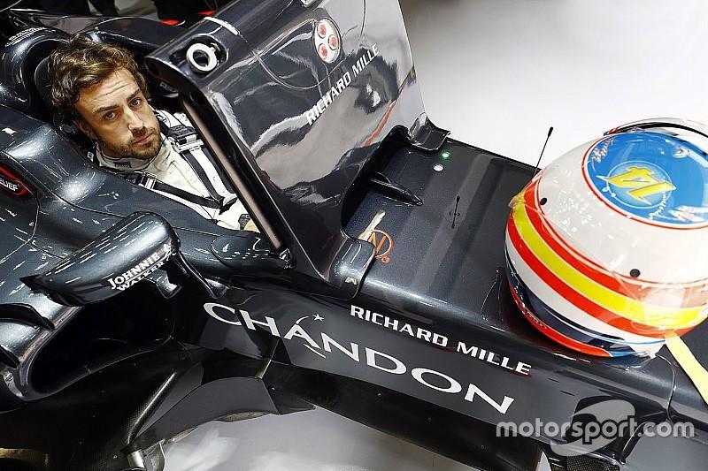"""De retour """"à 100%"""", Alonso pensait guérir plus vite"""