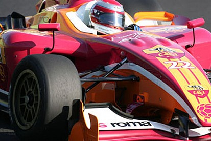 Superleague Formula - Estoril'de Roma polde