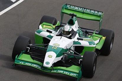 Superleague Formula - Donington Park Cumartesi raporu