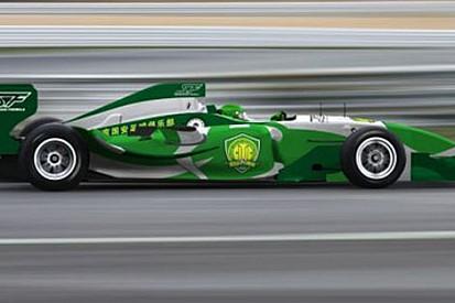 Superleague Formula - İlk pole Çin takımına gitti