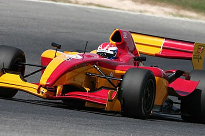 Superleague Formula - Donington Park 2. Antrenmanlar
