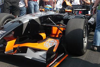 Superleague Formula - Donington Park 1. Antrenmanlar