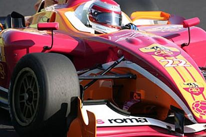 Superleague Formula Vallelunga testleri - 2. gün
