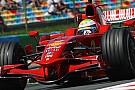 Hockenheim'da testlerin son günü Massa lider