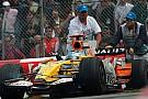İngiltere GP - 3. Serbest Antremanlar - Alonso lider