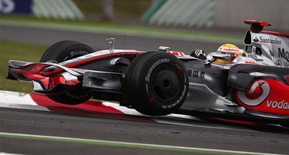 Silverstone testleri 3. gün - Sabah seansı lideri Hamilton