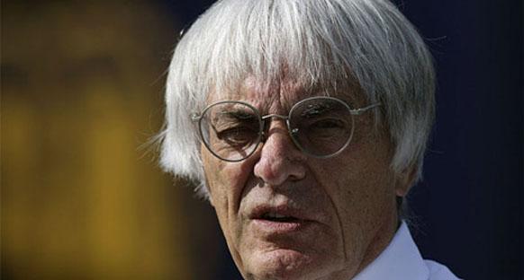 Ecclestone'dan Hamilton'a karşı Kubica'ya övgü