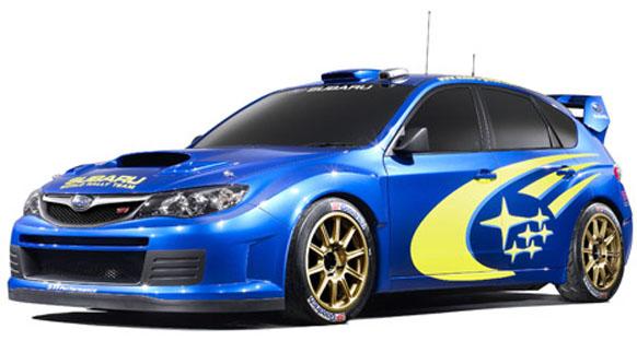 Solberg: 'Yeni Subaru, yarış kazanır'