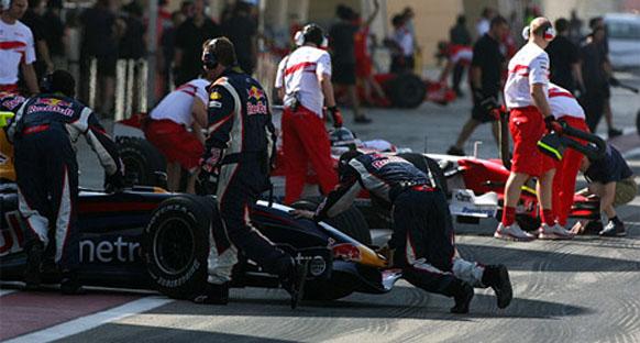 Almanya GP bileti olanlar yaşadı!
