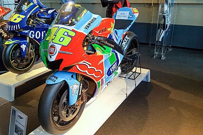 "Presentata ""Yamaha Superbike Temple"": una mostra da sogno!"