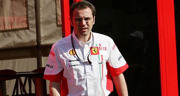 Ferrari Sepang'da hayat buldu