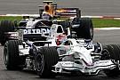 BMW bu kez Kubica'yla podyumda