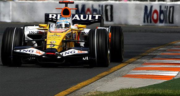 Malezya GP - Renault
