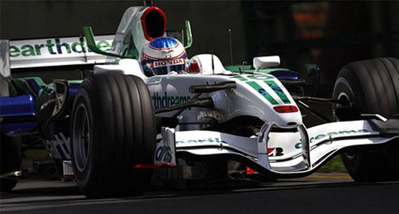 Button Honda'nın hızına şaşkın