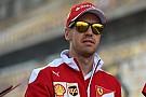Vettel admite que en Ferrari existe presión por ganar