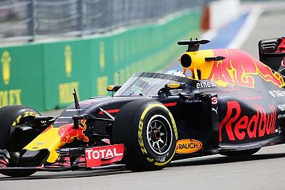L'Aeroscreen de Red Bull a fait ses débuts en essais libres