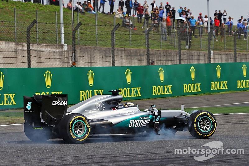 Lewis Hamilton: Element der Gefahr ist wichtig für die Formel 1
