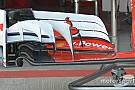 Ferrari yeni kanadını getirdi
