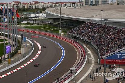 Rakamlarla Rusya Grand Prix'si