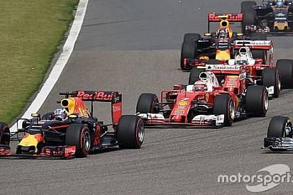 Horner: Red Bull tam anlamıyla Ferrari'nin ensesinde