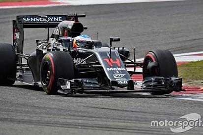 Alonso: McLaren gelişmeli