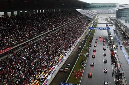 Rakamlarla Çin Grand Prix'si