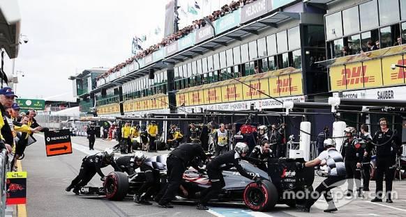 F1, yeni sıralama turlarının devamına odaklandı